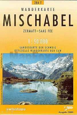 Mischabel - Landestopographie T 284