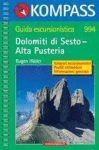 Dolomiti di Sesto-Alta Pusteria - Kompass WF 994