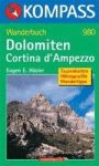Dolomiten - Cortina d'Ampezzo - Kompass WF 980