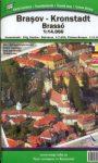Braşov, ciy map - Szarvas & Micromapper