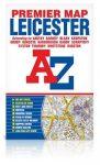 Leicester térkép - A-Z