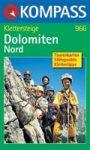 Dolomiten - Nord, Klettersteige - Kompass WF 966