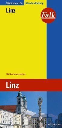 Linz várostérkép - Falk