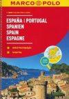 Spanyolország és Portugália atlasz - Marco Polo
