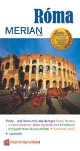 Róma útikönyv - Merian live!