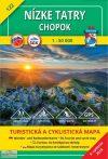 Alacsony-Tátra, Chopok turistatérkép (122) - VKÚ