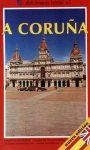 La Coruna és környéke térkép - Telstar