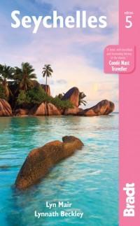 Seychelle-szigetek, angol nyelvű útikönyv - Bradt