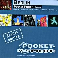 Berlin térkép - Pocket-Pilot