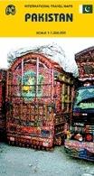 Pakistan, travel map - ITM