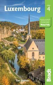 Luxemburg, angol nyelvű útikönyv - Bradt
