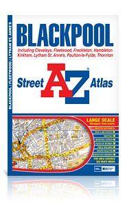 Blackpool atlasz - A-Z