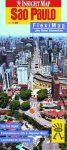 São Paulo laminált térkép - Insight