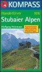 Stubaier Alpen turistakalauz (WF 906) - Kompass