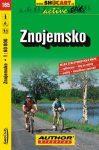 Znojemsko - SHOCart kerékpártérkép 165