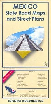 Guanajuato állam & Guanajuato City térkép (No10) - Ediciones Independencia