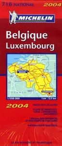 Belgium, Luxemburg - Michelin