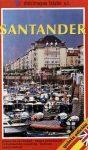 Santander és környéke (Cantabria) térkép - Telstar