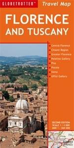Florence & Tuscany - Globetrotter: Travel Map