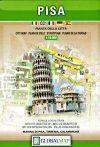 Pisa térkép - LAC
