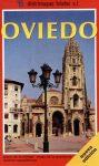 Oviedo és környéke térkép - Telstar