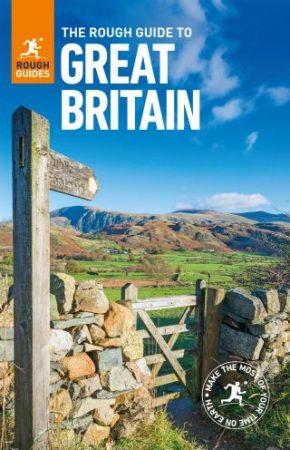 Nagy-Britannia, angol nyelvű útikönyv - Rough Guide