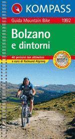 Bolzano e dintorni - Kompass RWF 1992