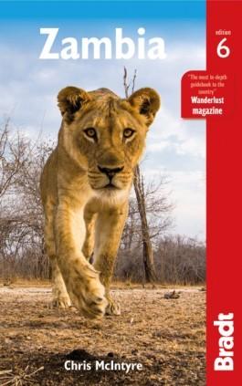 Zambia, angol nyelvű útikönyv - Bradt