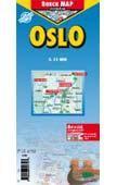Oslo térkép - Borch