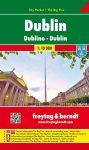 Dublin zsebtérkép - Freytag-Berndt