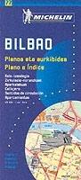 Bilbao térkép - Michelin
