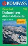 Dolomiten - Abteital - Gadertal - Kompass WF 990