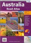 Ausztrália autóatlasz - Hema