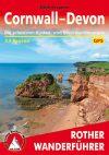 Cornwall & Devon, német nyelvű útikönyv - Rother