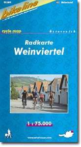 Weinviertel kerékpártérkép - (RK-A 04)