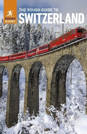 Svájc, angol nyelvű útikönyv - Rough Guide