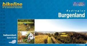 Burgenland kerékpáros atlasz - Bikeline