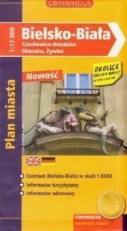 Bielsko-Biała térkép - PPWK