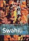 Swahili Phrasebook - Rough