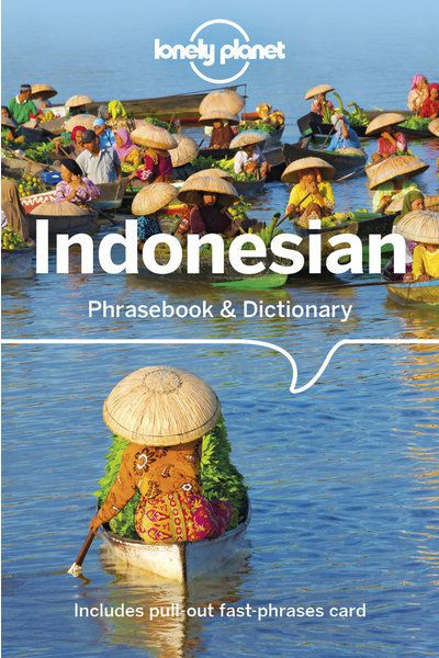 lonely planet indonesia phrasebook pdf
