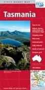 Tasmania térkép - Hema