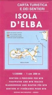 Elba térkép (No 519) - Multigraphic