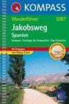 Jakobsweg (Spanien) - Kompass WF 1087