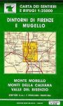 Florence - Mugello térkép (No 26/27) - Multigraphic