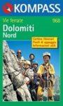 Vie Ferrate Dolomiti Nord - Kompass WF 968