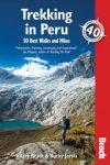 Trekking Peruban, angol nyelvű útikönyv - Bradt