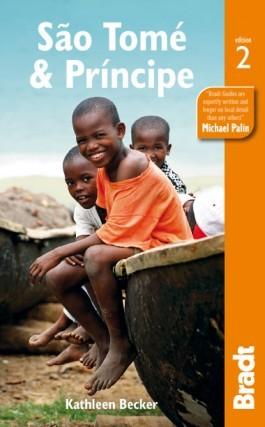 São Tomé és Príncipe, angol nyelvű útikönyv - Bradt