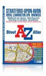 Stratford-upon-Avon atlasz - A-Z