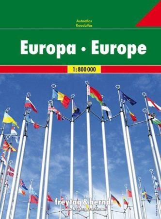 Európa atlasz (1: 700.000) - Freytag-Berndt