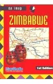 Zimbabwe zsebtérkép - Map Studio